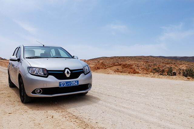 Crédit Renault sans apport